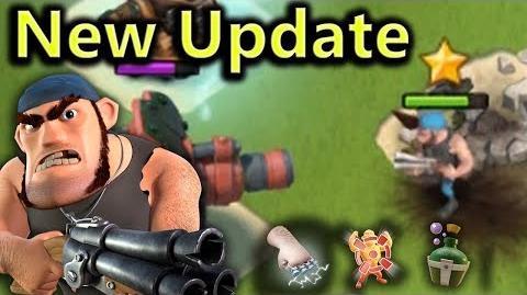 NEW Hero Pvt Bullit! NEW Boom Beach Update Overview!