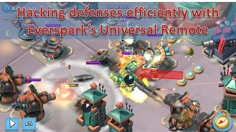 Hero Tip Using Capt Everspark Universal Remote Ability efficiently - Boom Beach-0