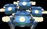 Miniroboterhorde