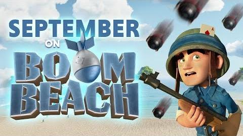 This September on Boom Beach!