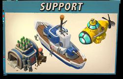 Menu Support2