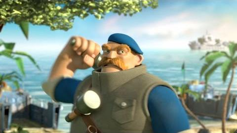 Boom Beach Grenadier (Official TV Commercial)