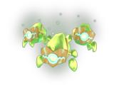 Kristall-Miniroboter