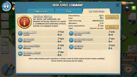 Boom Beach - Join 'Bottled Syrup' Now! - Task Force Recruitment Video
