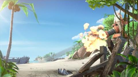 Boom Beach Boom Cannon (Official TV Commercial)