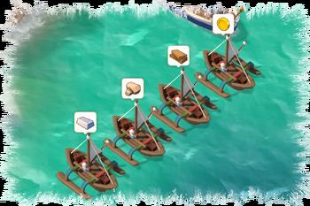 Ressourcenboote