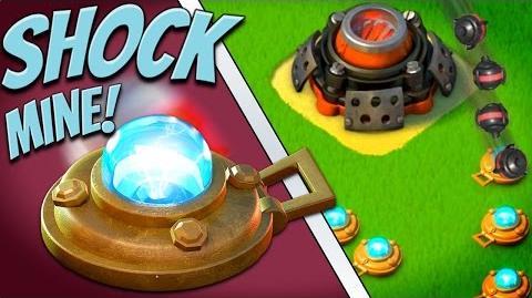 SHOCK MINES NEW MORTAR! Boom Beach Update Sneak Peek Gameplay 1!