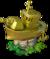 GoldKanonenbootTrophäe