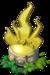 GoldFlammenTrophäe
