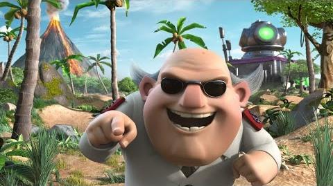 Boom Beach Dr. T's Sand (Official TV Commercial)