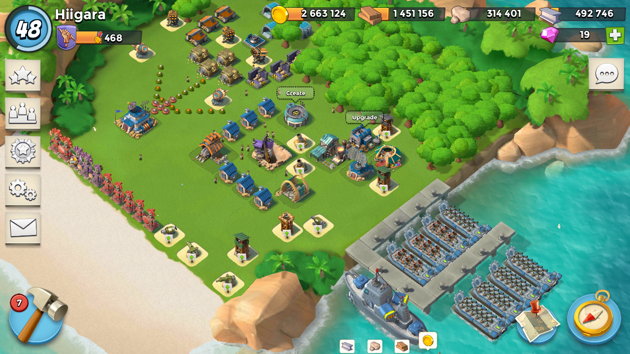 User blog:Kiljaedenas/The Unbound Berserker | Boom Beach Wiki