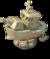 SteinKanonenbootTrophäe