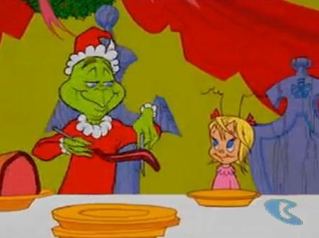 watch the grinch who stole christmas cartoon
