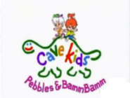 Cave Kids Pebbles & Bamm Bamm Title Card