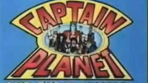 Videos of Captain Planet and the Planeteers