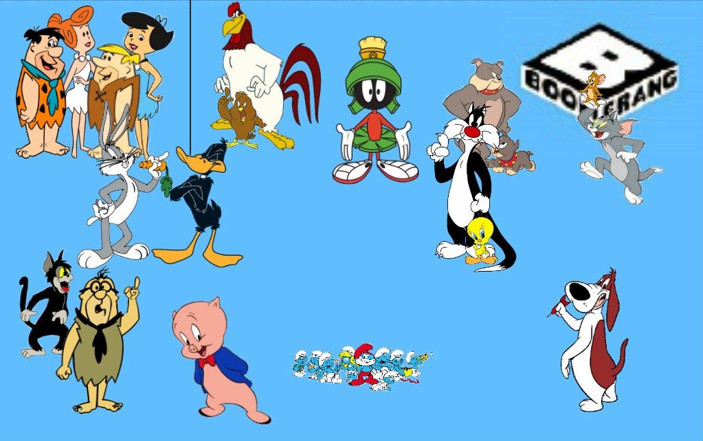 Image - Wiki-background | Boomerang from Cartoon Network ...