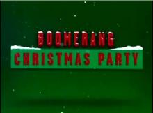 Boomerang Christmas Party