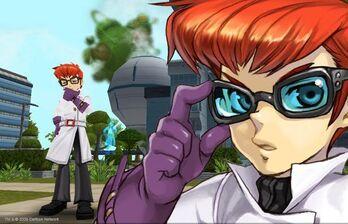 Dexter Fusionfall