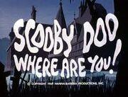 Scoobidoo Were Are You!