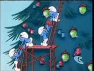 Boomerang Airing The Smurfs Christmas Special (2006)