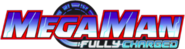 Mega Man Fully Charged logo