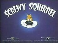 Screwy Squirrel
