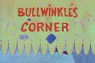 Bullwinkle corner logo