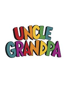 Uncle Grandpa logo