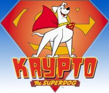 Krypto the Superdog title card