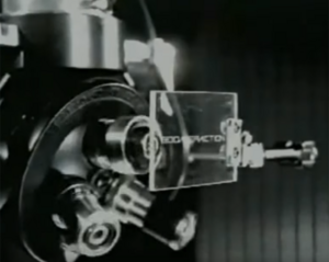 Boomeraction camera and logo