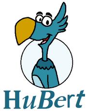 Hubert Logo
