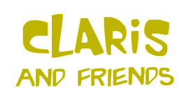 Claris and Friends Logo