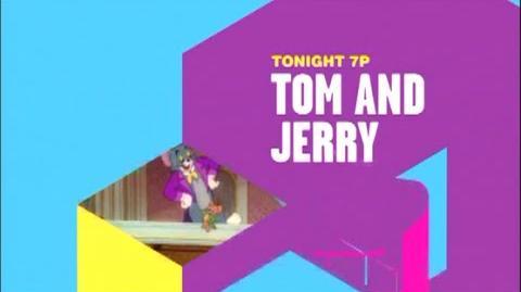 Boomerang Tom & Jerry Promo (2015 Version)