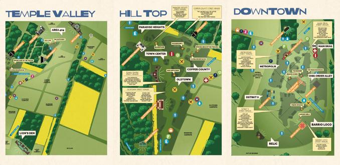 Chapet 11 Map