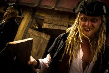 Destitute pirates