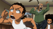 The Boondocks Freeman Family