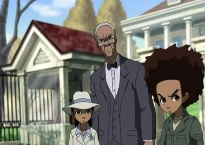 Image The Garden Party The Boondocks Wiki Fandom Powered By Wikia