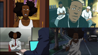 Bitches to Rags | The Boondocks Wiki | FANDOM powered by Wikia