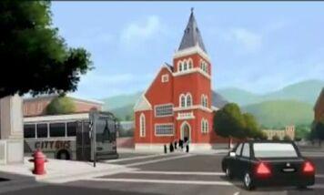 Old Woodcrest Church