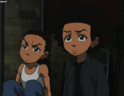 The Boondocks Huey and Riley 2
