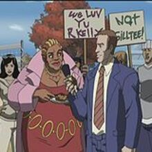 The Trial Of R Kelly The Boondocks Wiki Fandom