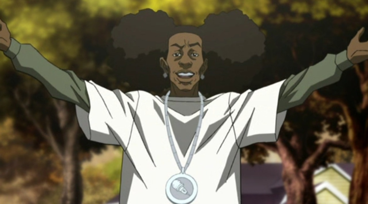 Boondocks Fans Which Real Life Rappers Reminded You Of Characters
