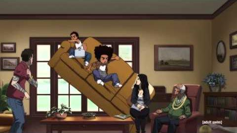 Boondocks Season 4 Official Trailer - Adult Swim
