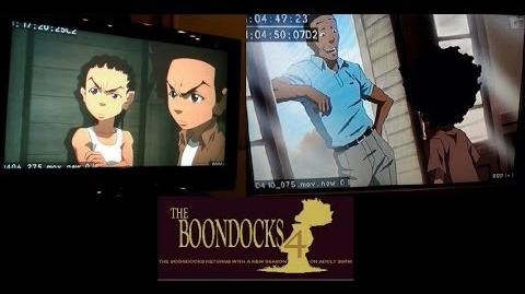 The Boondocks Season 4 Air Date (Official Adult Swim Bump)
