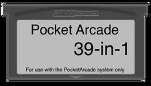 PocketArcade39in1