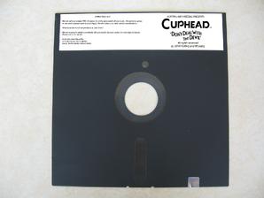 Cuphead (TRS-80 Floppy)