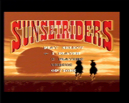 8in1 Sunset Riders TS