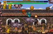 Powermon gameplay
