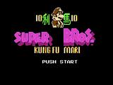 Super Bros. 10: Kung Fu Mari