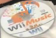 Wii Music Wii Ben Disc